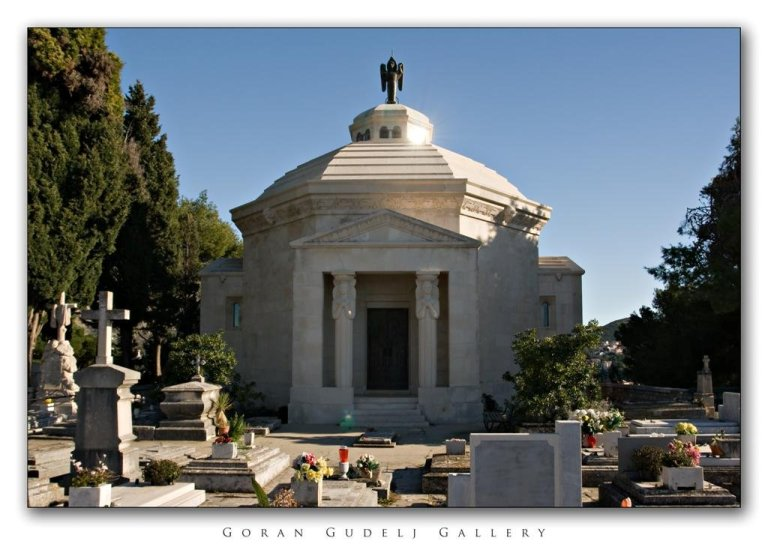 Racic Mausoleum  - Photo by Goran Gudelj Giontrra