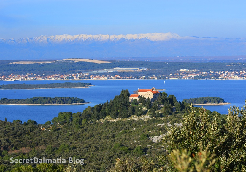Exploring Pašman and Ugljan Islands
