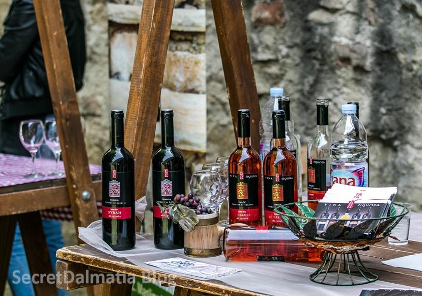 Benkovac Wine Tasting