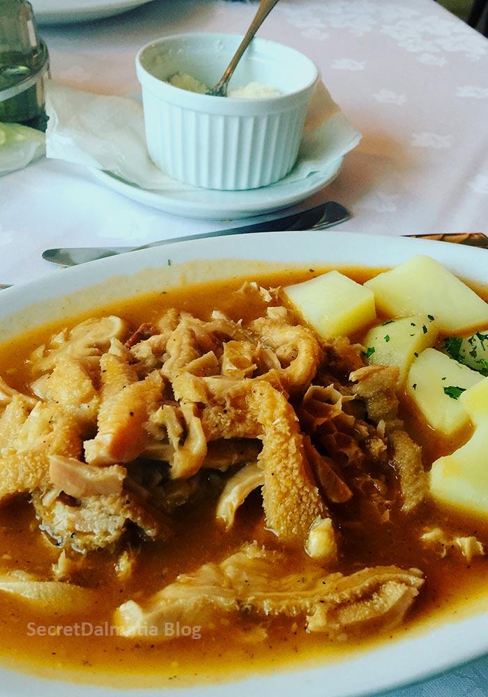 Eating like locals inCroatia