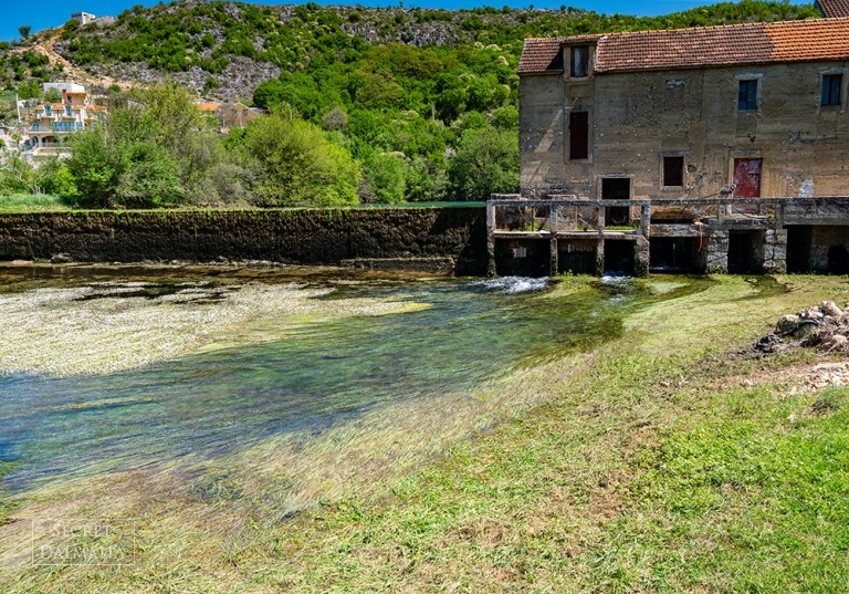 čavoglave karta Čavoglave and Spring of Čikola – Secret Dalmatia Blog – Travel  čavoglave karta